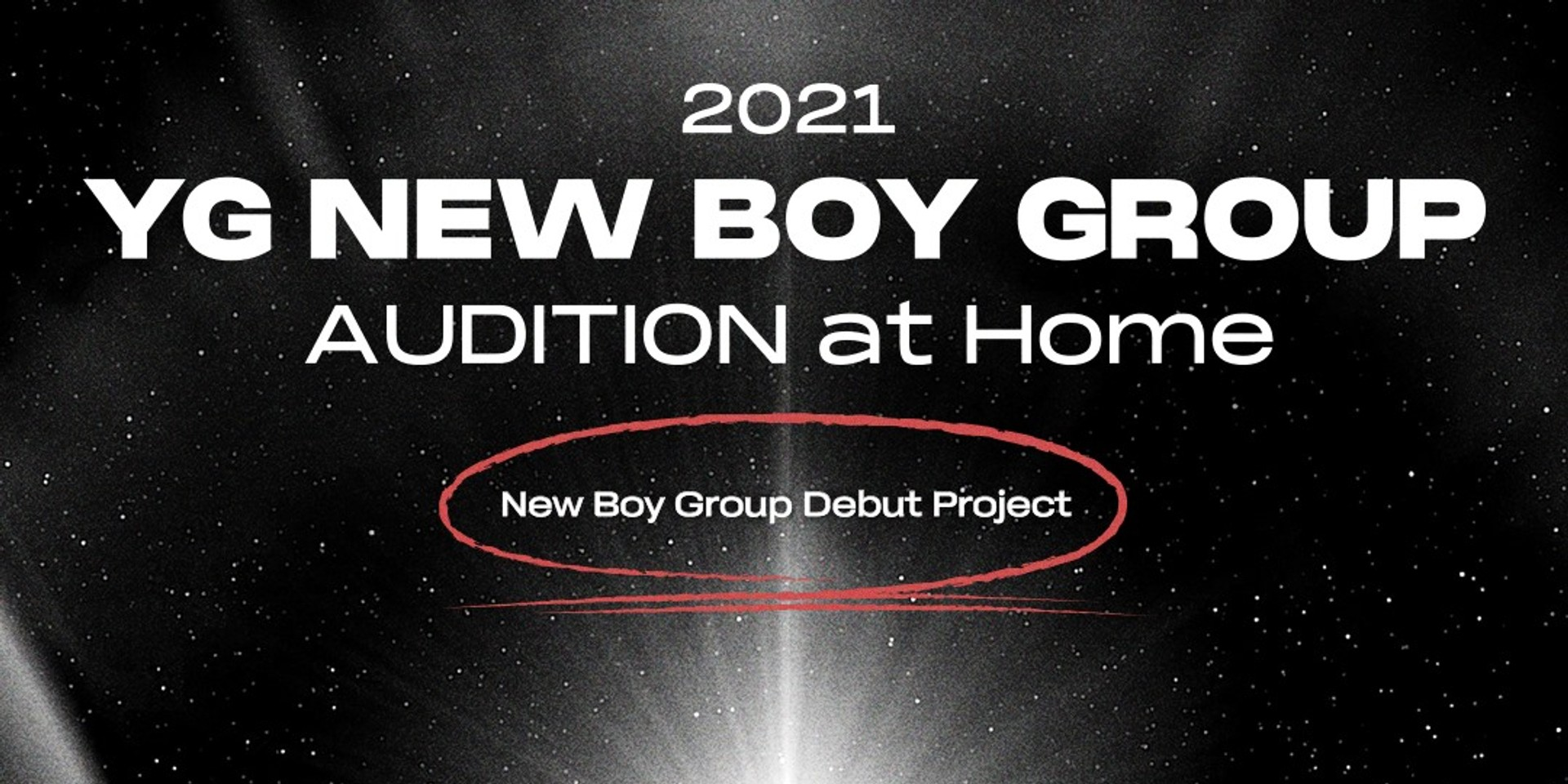 YG Entertainment announces search for new boy group, here's how to audition from home
