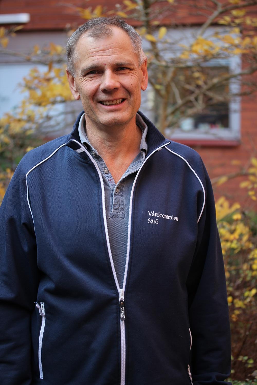 Kristian Brandt, verksamhetschef Vårdcentralen Särö
