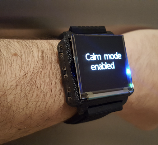 A Smartwatch That Helps Fight Anxiety
