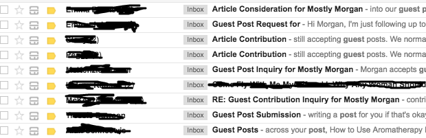 guest post requests