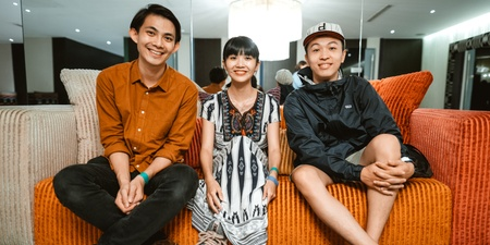 Elephant Gym talks about their Manila experience in this unlikely conversation