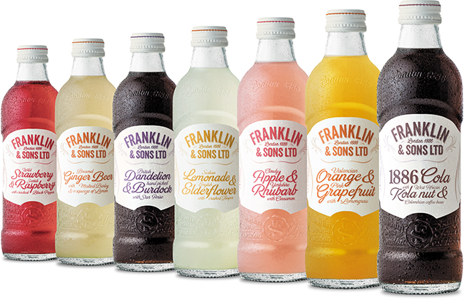 Franklin & Sons Infused Soda
