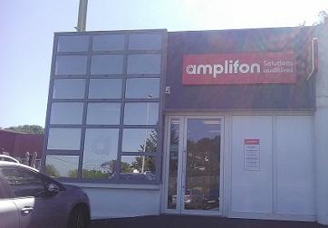 Photo du centre Amplifon de Tarnos