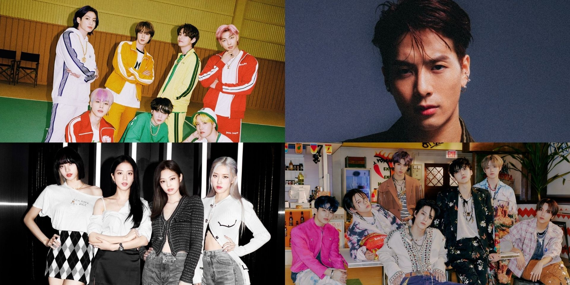 Relive K-pop history with these first tweets from some of your favourite acts — BTS, Jackson Wang, BLACKPINK, NCT DREAM, and more