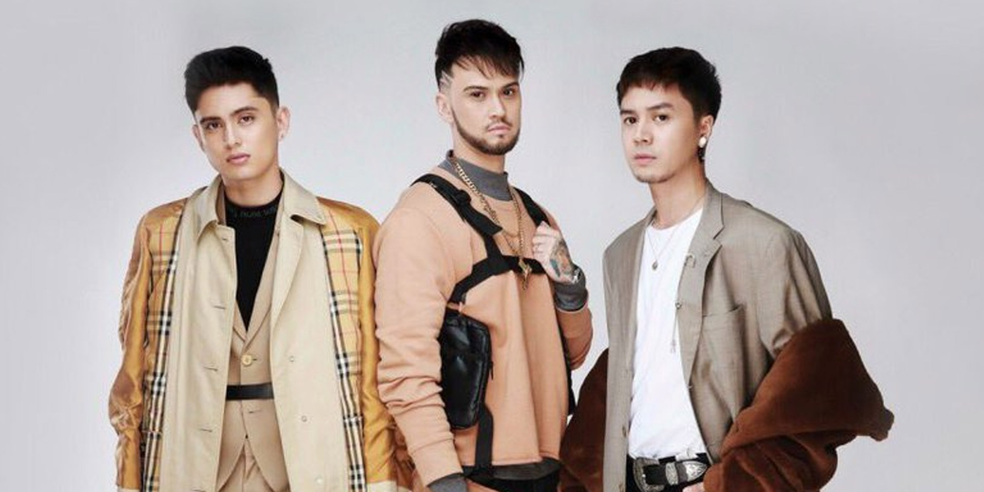 James Reid, Sam Concepcion, and Billy Crawford to perform in concert this April