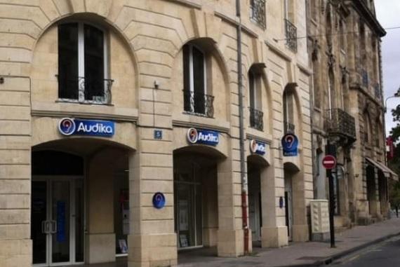 Photo du centre Audika de Bordeaux