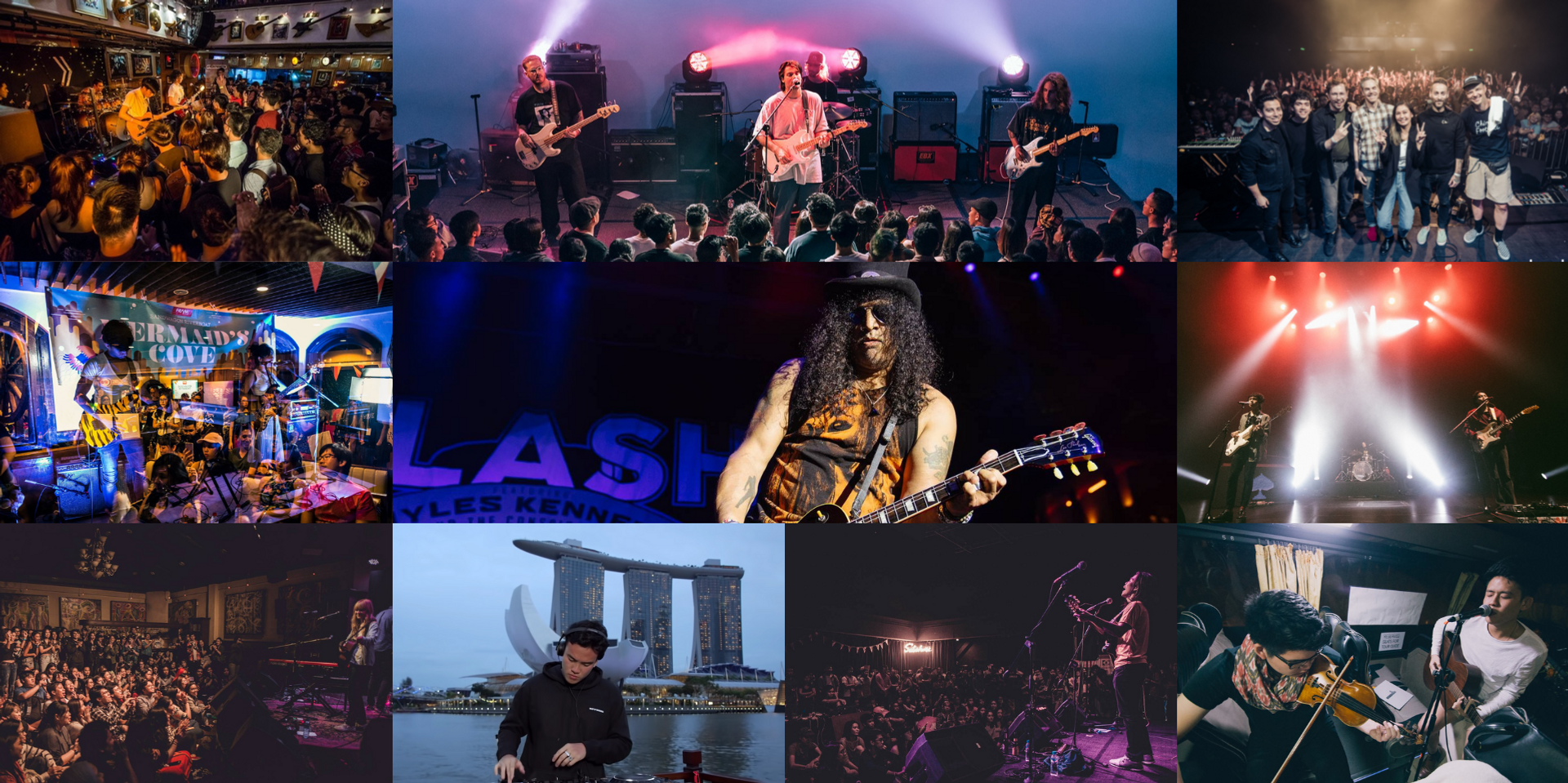 Top 10 Bandwagon Gigs – Slash, American Football, IV of Spades, MYRNE, Lucy Rose,  Turnover, and more