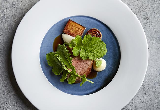 Pensons Restaurant Netherwood Estate Lee Westcott
