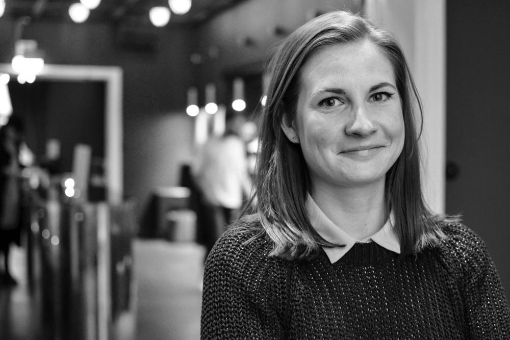 Emilia Åkesson Säljprojektledare Södra Teatern Möten & Event