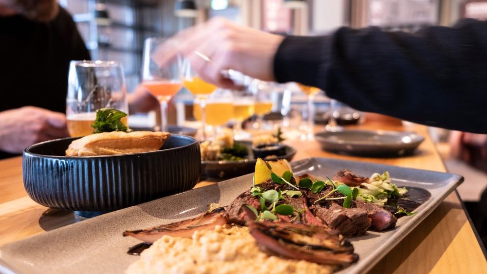 Poppels Öl & Mat öppnar lördag 21 mars, med fokus på öl och mat-pairings.