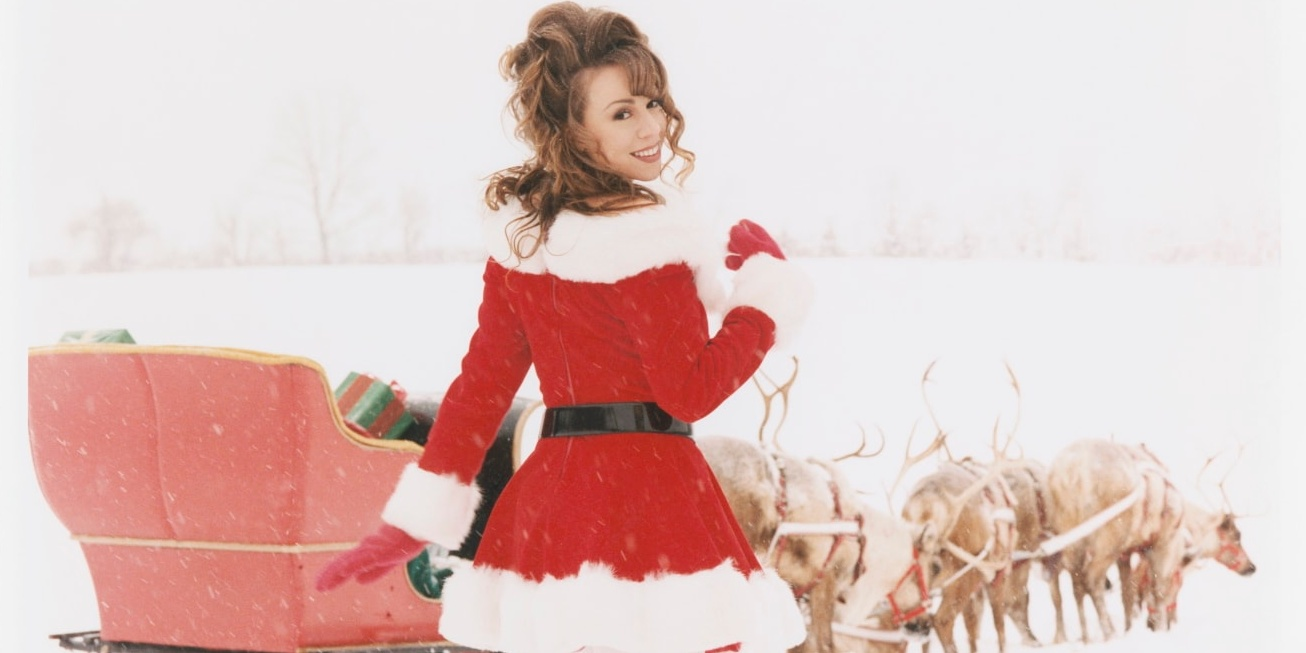 Mariah Carey's 'All I Want For Christmas Is You' finally hits No. 1 25 years after its debut