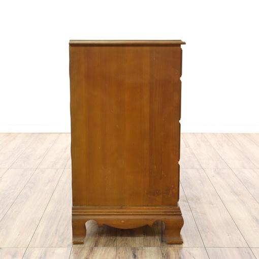 Solid Maple 8 Drawer Dresser Loveseat Vintage Furniture San Diego Los Angeles