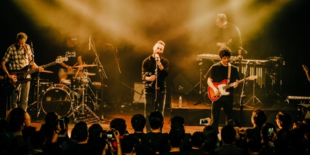 American Football find home in Manila at sold-out concert – photo gallery