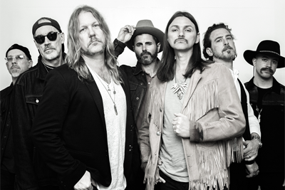 BT - Allman Betts Band - October 25, 2020, doors 5:30pm (EARLY SHOW)