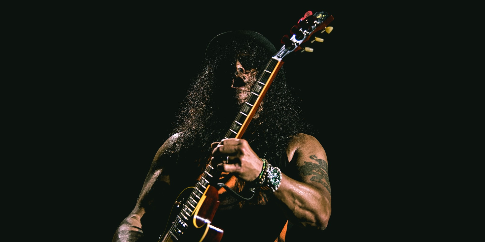 Slash featuring Myles Kennedy and The Conspirators invoke glory days of rock 'n' roll at Singapore show – gig report