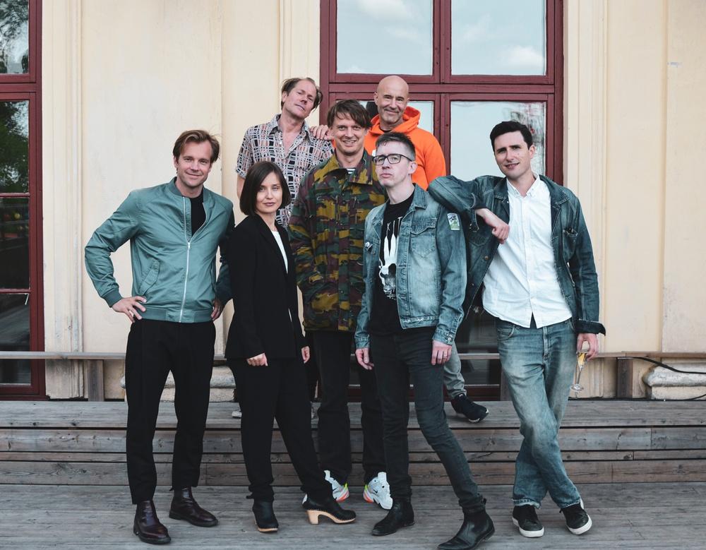 Sommar 2019 i Champagnebaren, Södra Teatern Foto: Karin Bernhardsson