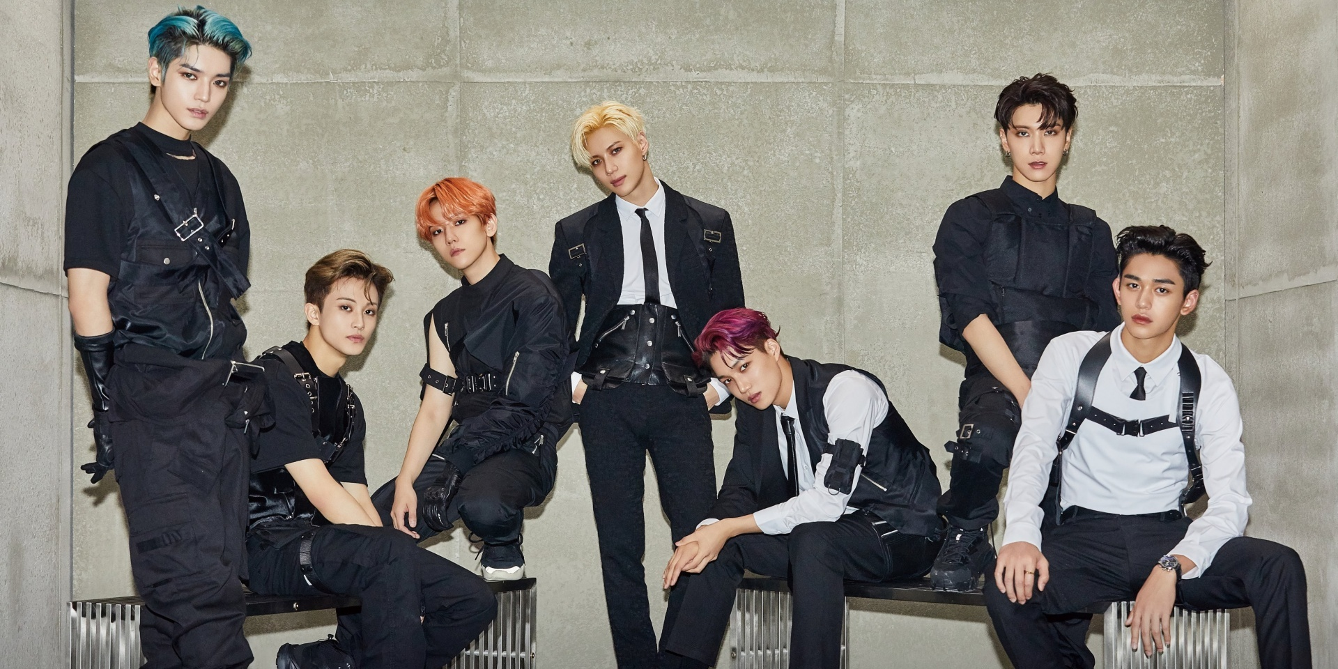 K-pop supergroup SuperM to collaborate with Marvel Entertainment