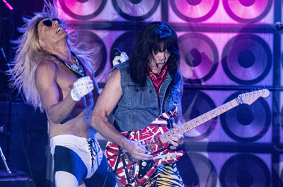 BT - Completely Unchained (The Ultimate Van Halen Tribute) - January 8, 2021, doors 6:30pm