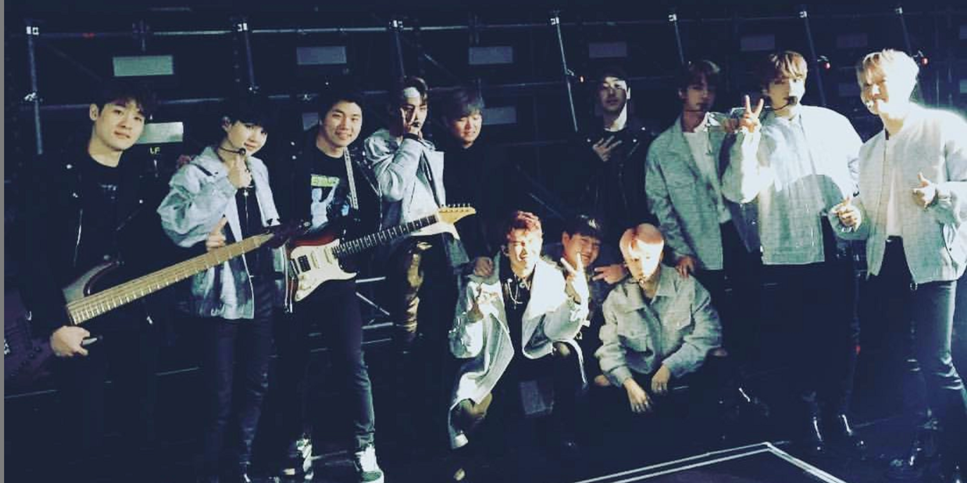 Ghost band drummer khaN shares memories of BTS' Wings Tour