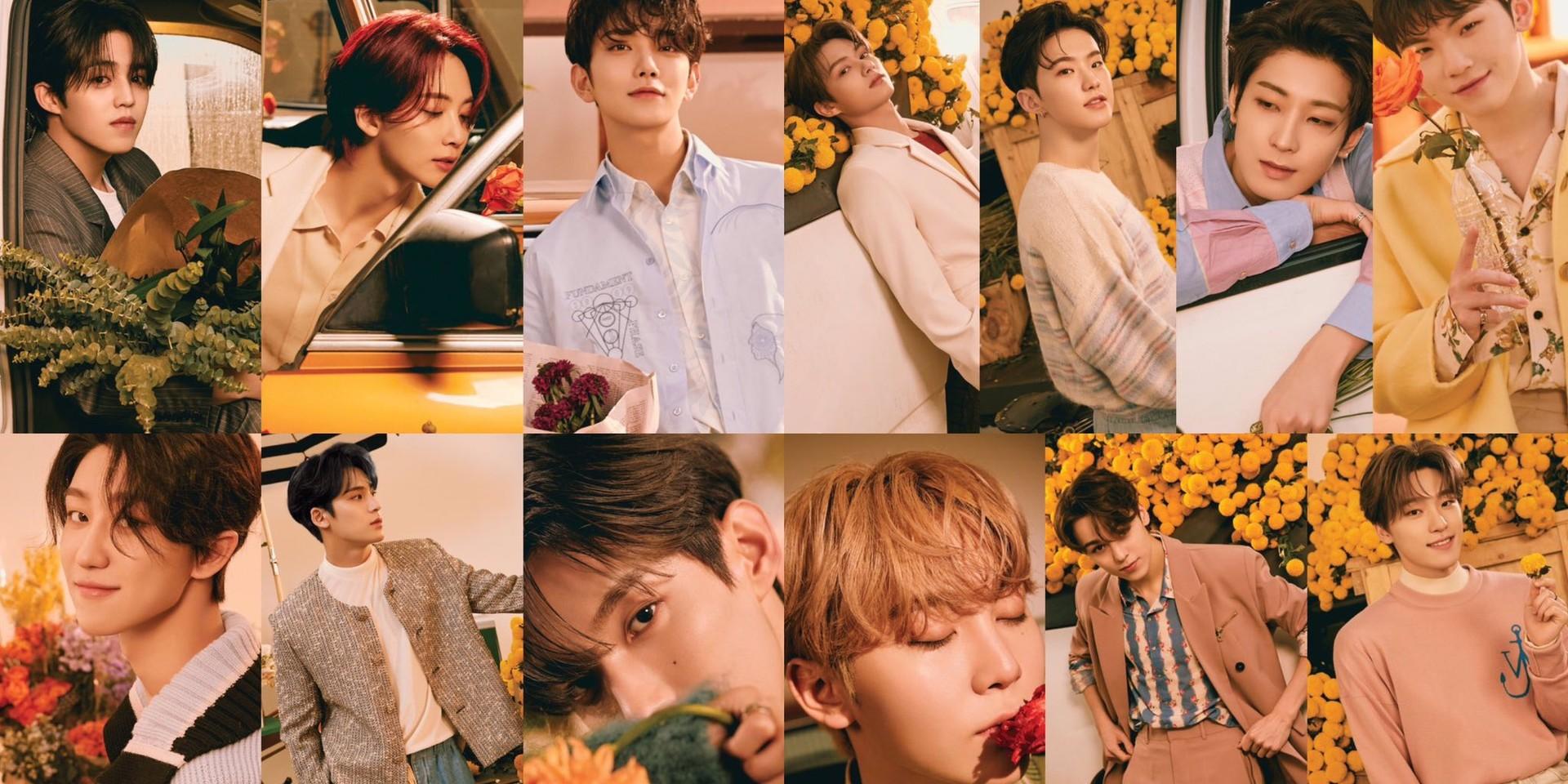 SEVENTEEN fall in love in their latest mini-album 'Your Choice' – listen