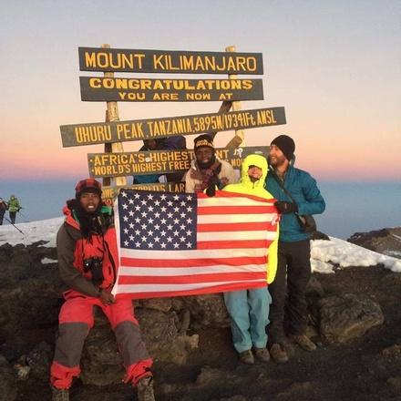MOUNT KILIMANJARO CLIMBING VIA MACHAME ROUTE 6 DAYS