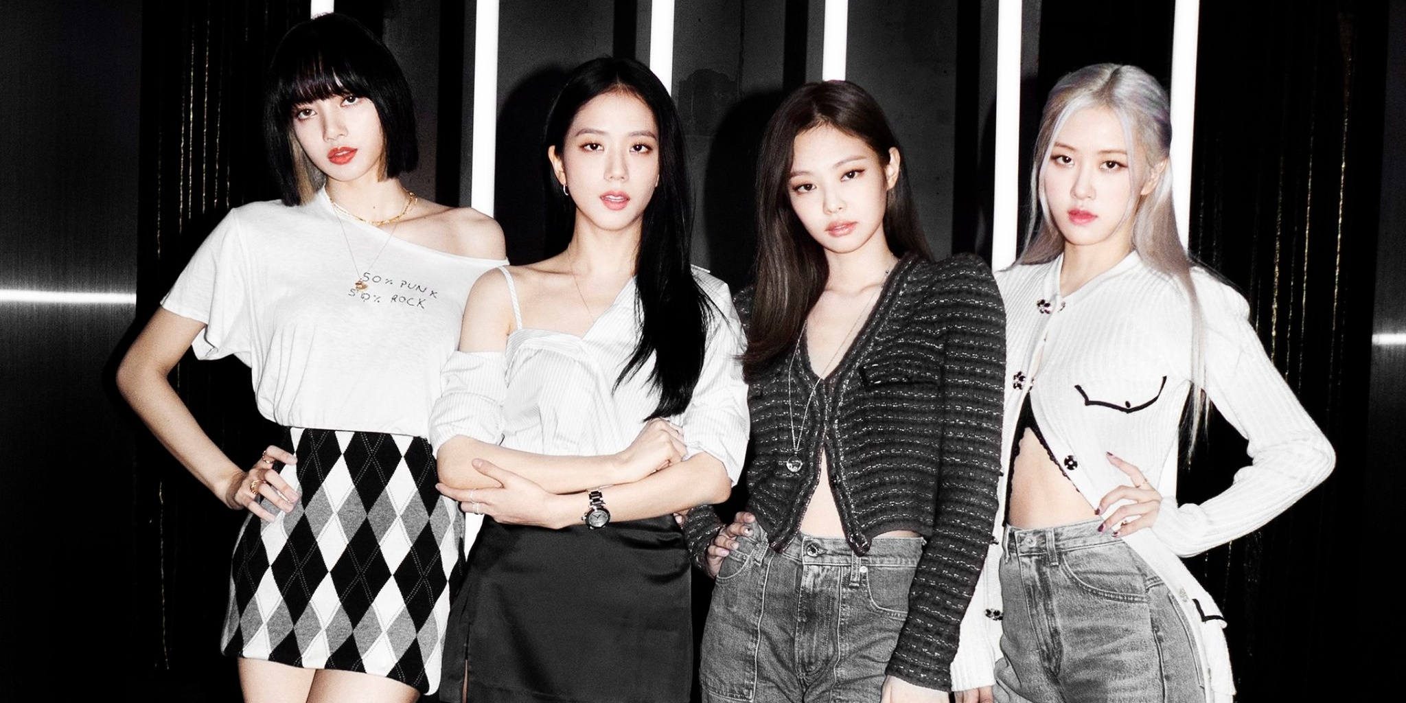 BLACKPINK is lighting up the TikTok Stage with a special livestream show