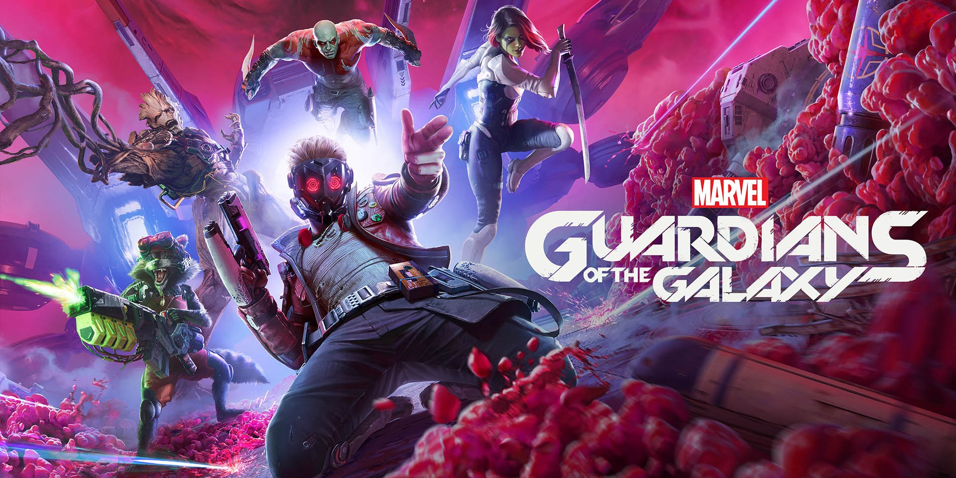 Marvel's Guardians of the Galaxy video game confirmed for PlayStation, PC, Xbox, Switch
