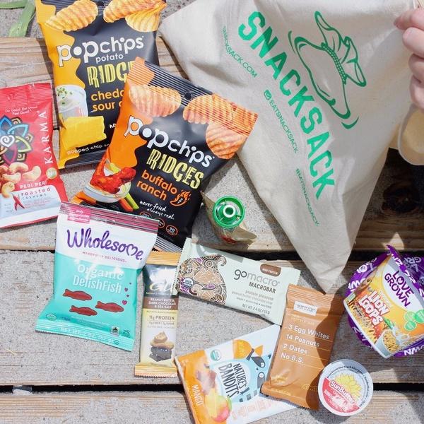 July 2018 - SnackSack Gluten-Free