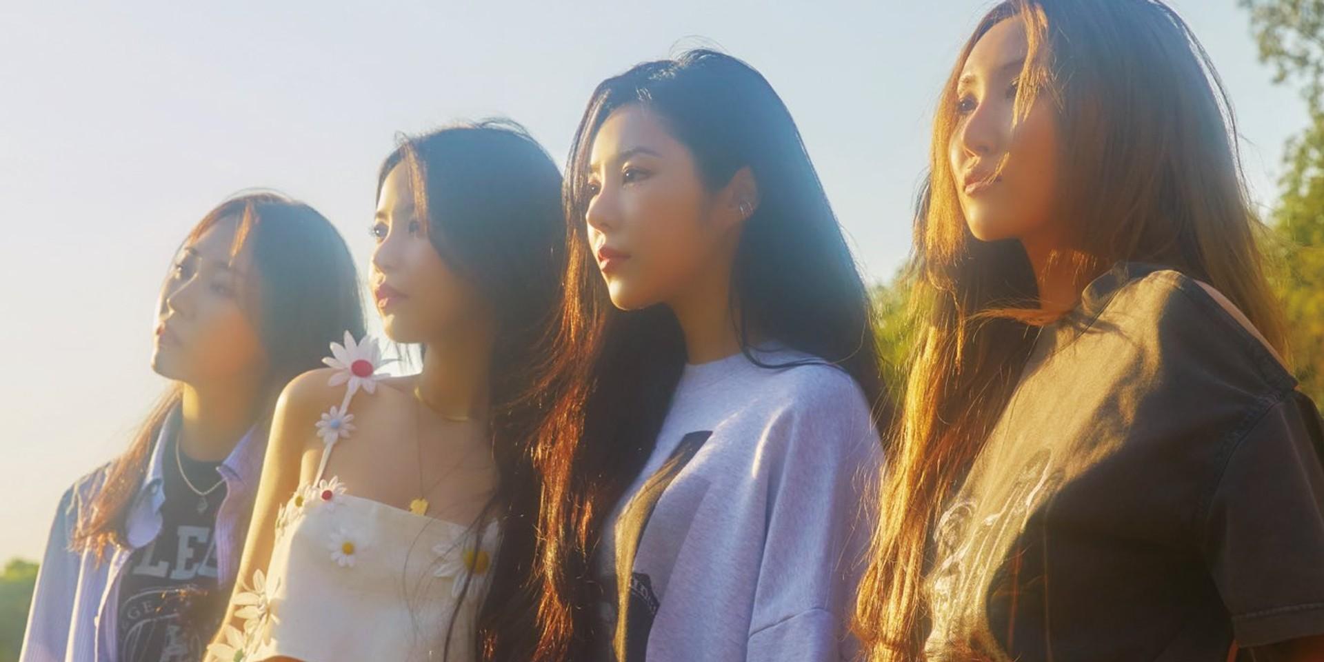 MAMAMOO are releasing new mini-album, 'WAW (Where Are We),' this June
