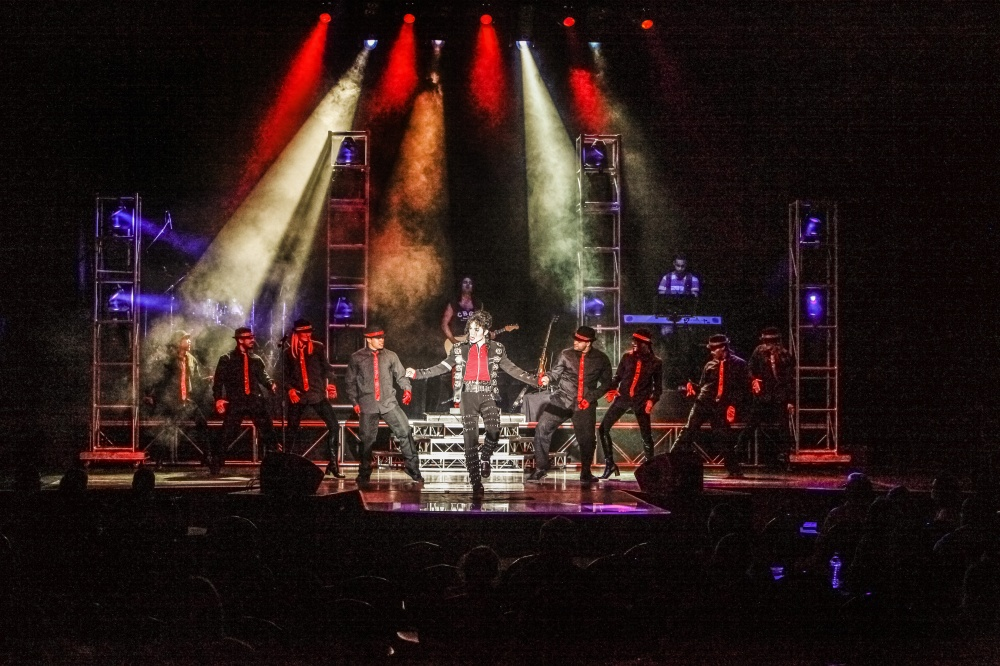 TBT - MJ Live (Michael Jackson Tribute Show) Friday, January 11, 2019 - Doors: 6:30pm