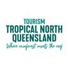 Tourism Tropical North Queensland logo