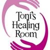 Toni's Healing Room logo
