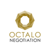 Octalo Negotiation logo