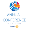 Rotary District 9600 Annual Conference logo