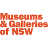 Museums & Galleries of NSW logo