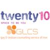 Twenty10 incorporating GLCS NSW logo