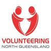 Volunteering North Queenslnad logo