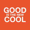Good Is The New Cool logo