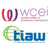 WCEI and TIAW  logo