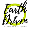 Earth Driven Platters and Catering logo