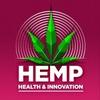 Hemp Health and Innovation Expo logo