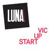 Luna & Startup Victoria logo