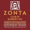 Zonta Club of Bunbury Inc logo