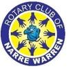 Rotary Club of Narre Warren logo