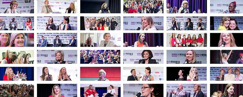 Women in Media Conference | Gold Coast | 2018 Event Banner