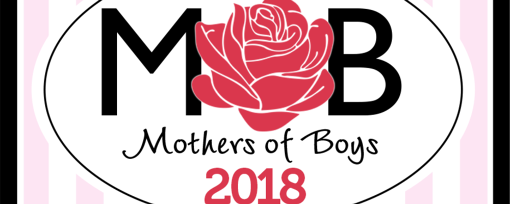 Mothers of Boys Victorian Lunch 2018 Event Banner