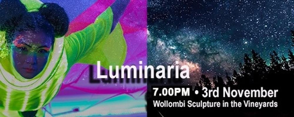 Luminaria Event Banner