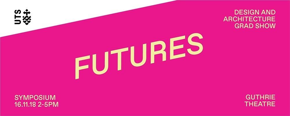 UTS DAB Futures Symposium Event Banner