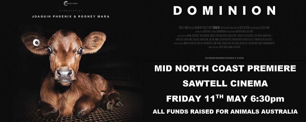 Dominion - Mid North Coast Premiere Event Banner