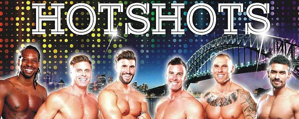 Sydney Hotshots LIVE From Australia At The Turner Centre Event Banner